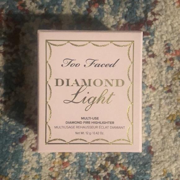 New Too Faced Diamond Light Highlighter